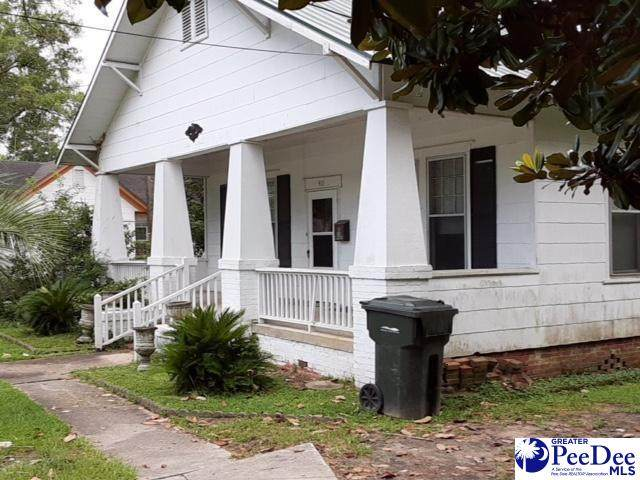 415 N Park St, Mullins, SC 29574 (MLS #20202562) :: Coldwell Banker McMillan and Associates