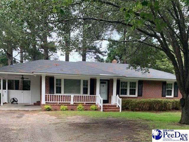 1127 Rutledge Ave, Florence, SC 29505 (MLS #20203042) :: Coldwell Banker McMillan and Associates