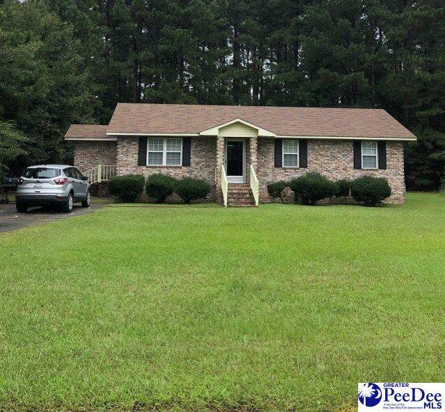 1244 Tyler Rd, Dillon, SC 29536 (MLS #20203101) :: Coldwell Banker McMillan and Associates