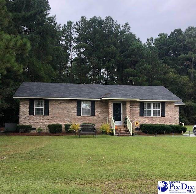 1238 Tyler Rd, Dillon, SC 29536 (MLS #20203114) :: Coldwell Banker McMillan and Associates