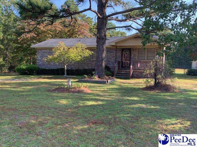 514 Van Dyke Road, Dillon, SC 29536 (MLS #20203206) :: Coldwell Banker McMillan and Associates