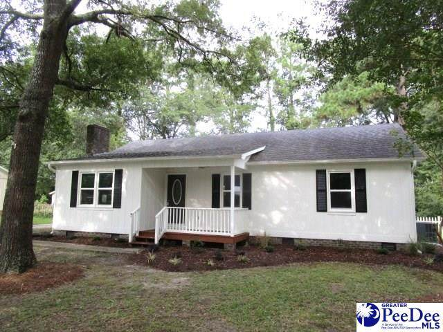 1609 Saint Anthony Ave, Florence, SC 29505 (MLS #20203269) :: RE/MAX Professionals