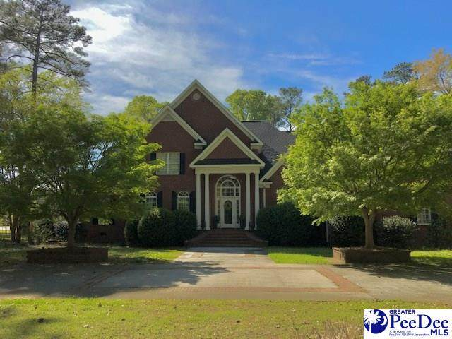 1032 Bentwood, Hartsville, SC 29550 (MLS #20203283) :: Coldwell Banker McMillan and Associates