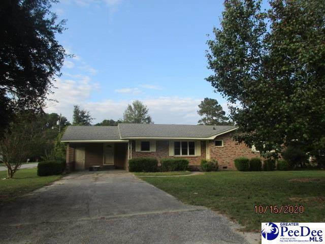 1501 E Roosevelt, Dill.on, SC 29536 (MLS #20203297) :: Coldwell Banker McMillan and Associates