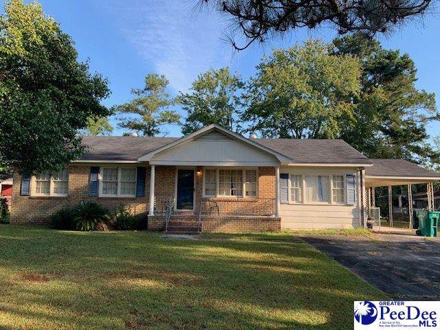 327 Azalea, Marion, SC 29571 (MLS #20203312) :: Coldwell Banker McMillan and Associates