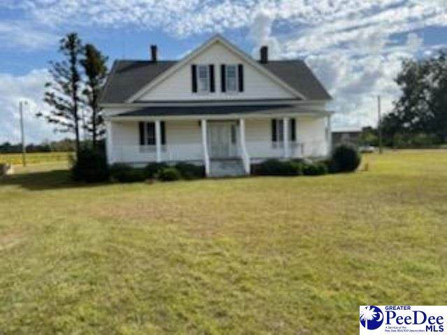 1332 Mineral Spring Road, Darlington, SC 29532 (MLS #20203344) :: Coldwell Banker McMillan and Associates