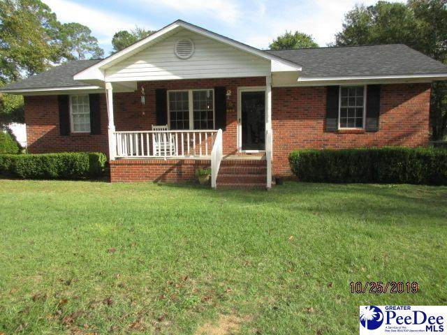 2312 Moccasin Bluff, Hamer, SC 29547 (MLS #20203365) :: Coldwell Banker McMillan and Associates