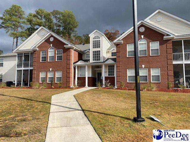 1197 Waxwing Drive Unit D, Florence, SC 29505 (MLS #20204001) :: Crosson and Co