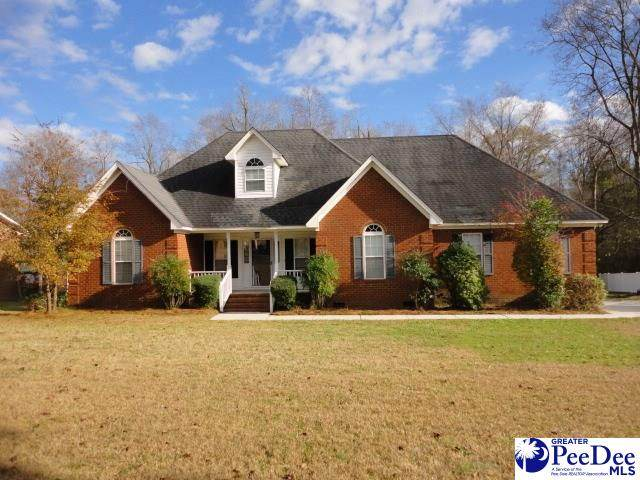 2606 Whitestone, Florence, SC 29505 (MLS #20210037) :: Crosson and Co