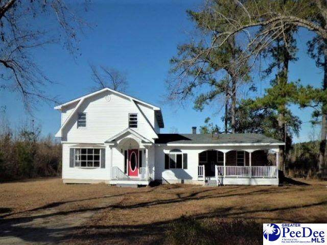 48 Milliken Dr., Kingstree, SC 29556 (MLS #20210138) :: Crosson and Co