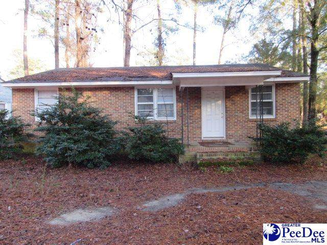 1102 Sherwood Drive, Florence, SC 29501 (MLS #20210145) :: Crosson and Co