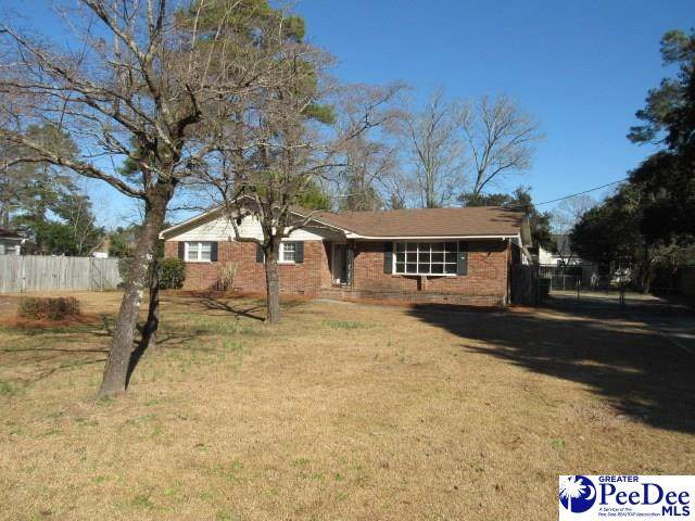 2409 Mccown Drive, Florence, SC 29501 (MLS #20210178) :: Crosson and Co