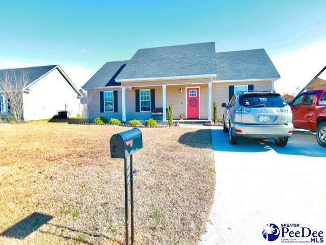 862 Cribb St, Florence, SC 29506 (MLS #20210190) :: Crosson and Co