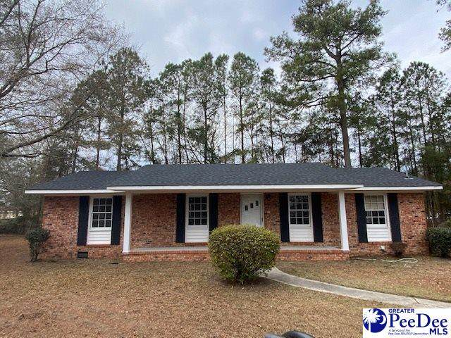 3301 E Woodburn, Florence, SC 29506 (MLS #20210201) :: Crosson and Co