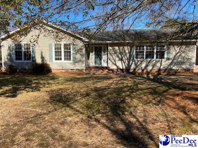 4509 W Belmont Circle, Florence, SC 29501 (MLS #20210298) :: Crosson and Co