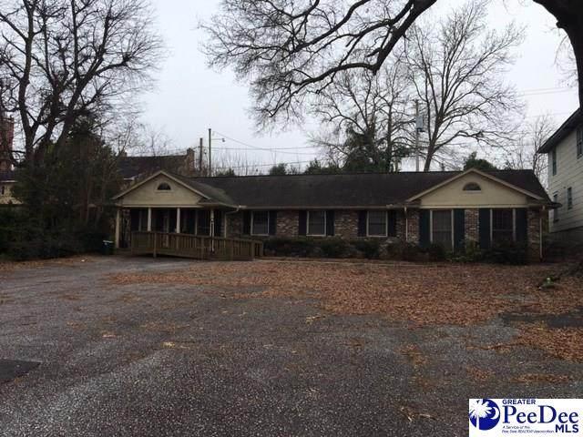 403 Market Street, Bennettsville, SC 29512 (MLS #20210401) :: Crosson and Co