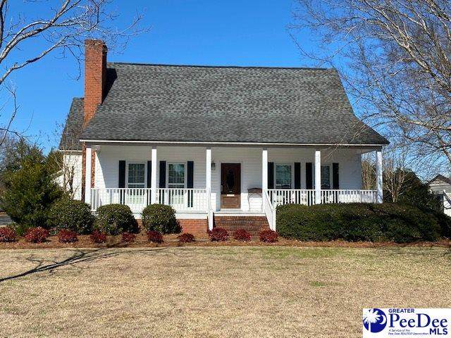 410 Kimball Dr, Marion, SC 29571 (MLS #20210477) :: Crosson and Co