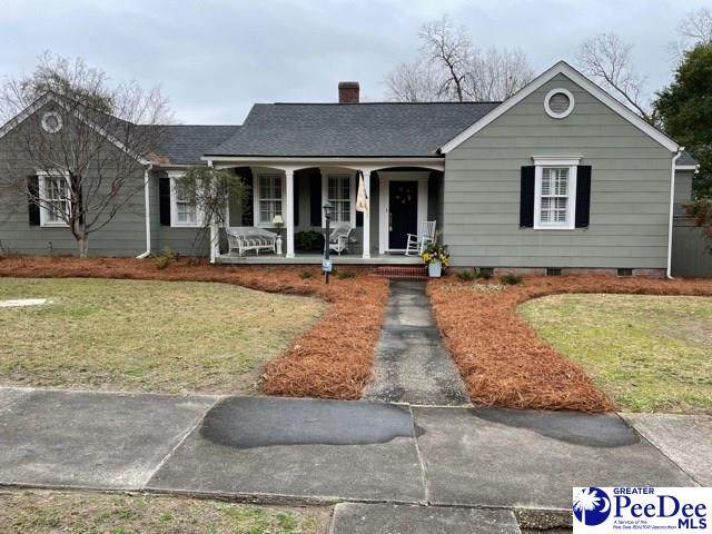 700 S Mcqueen Street, Florence, SC 29501 (MLS #20210510) :: Crosson and Co