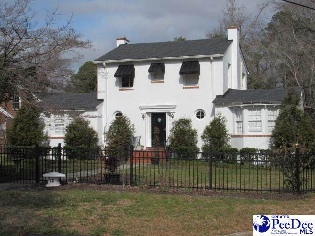 608 Graham Street, Florence, SC 29501 (MLS #20210524) :: Crosson and Co
