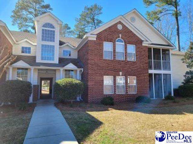 2117 Sanderling Drive Apt B, Florence, SC 29501 (MLS #20210577) :: Crosson and Co