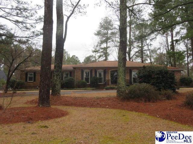 609 Colony Rd, Hartsville, SC 29550 (MLS #20210616) :: Crosson and Co