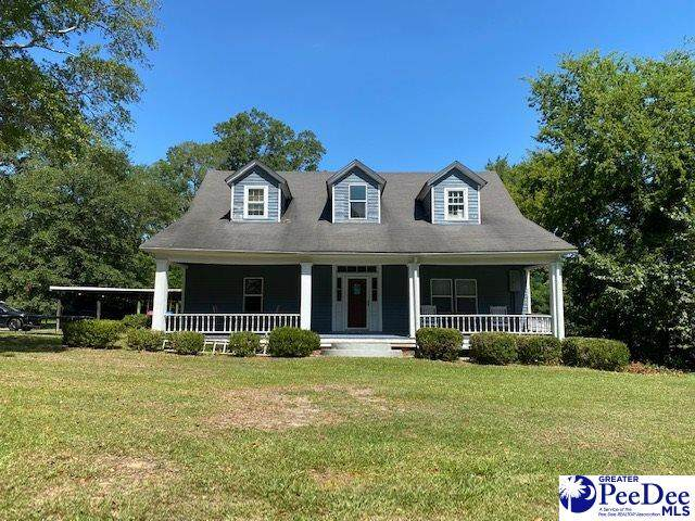 330 S Main Street, Society Hill, SC 29593 (MLS #20210684) :: Crosson and Co