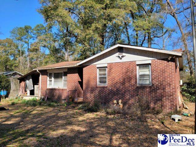 607 Laurel Lane, Florence, SC 29506 (MLS #20210978) :: Coldwell Banker McMillan and Associates