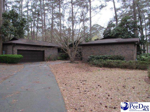 2809 Cypress Bend Road, Florence, SC 29506 (MLS #20211082) :: The Latimore Group