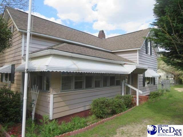 1036 E Home Ave, Hartsville, SC 29550 (MLS #20211114) :: The Latimore Group