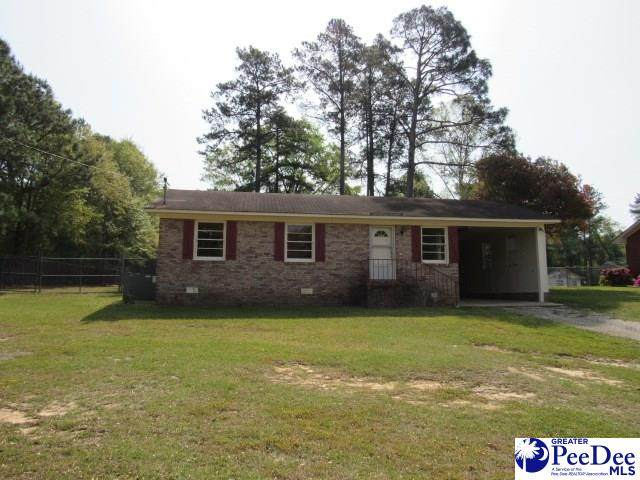 2204 Broad Drive, Florence, SC 29505 (MLS #20211183) :: The Latimore Group