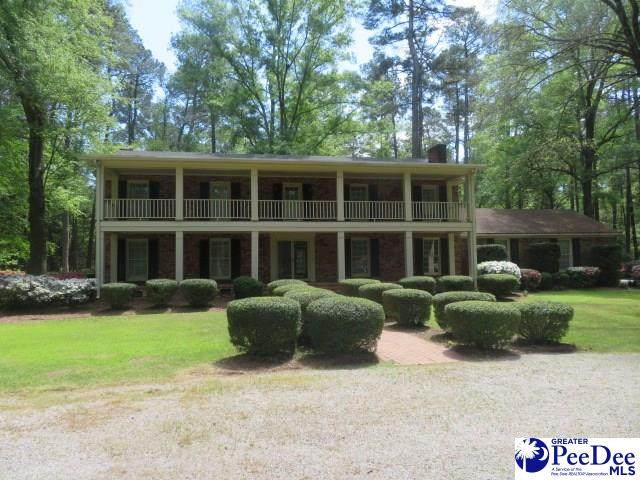 1315 Greenbriar Rd, Hartsville, SC 29550 (MLS #20211271) :: Crosson and Co