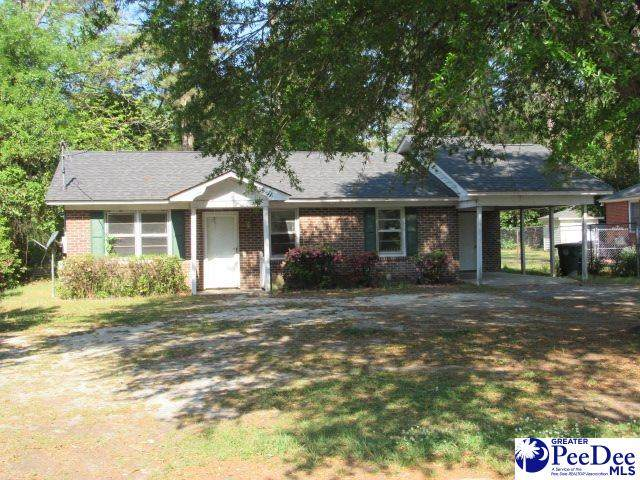 917 Brunwood Drive, Florence, SC 29501 (MLS #20211336) :: Crosson and Co