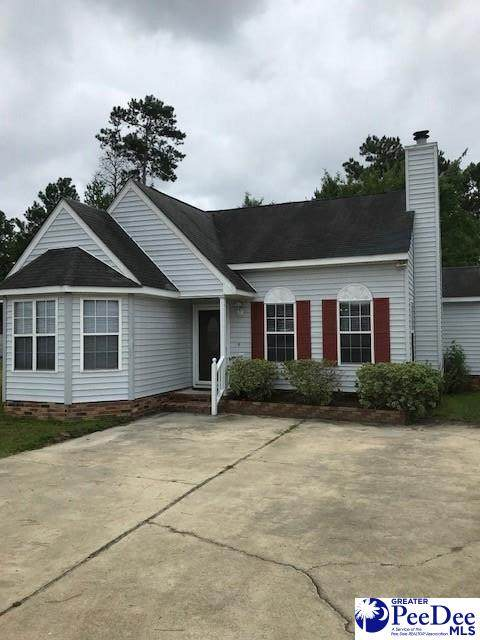 3510 Pine Needles Road, Pine Needles, SC 29501 (MLS #20211441) :: Crosson and Co