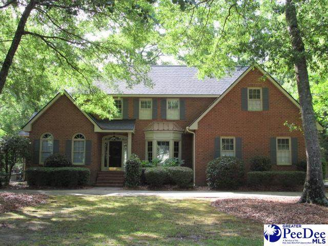 2336 Windsor Forest Drive, Florence, SC 29501 (MLS #20211466) :: Crosson and Co