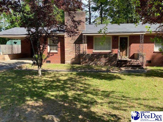 432 Bell Ave, Hartsville, SC 29550 (MLS #20211478) :: Crosson and Co