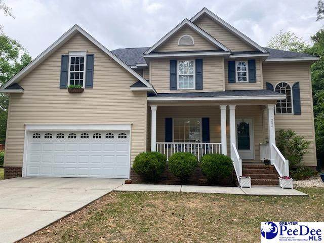 1204 Gumtree Court, Hartsville, SC 29550 (MLS #20211511) :: Coldwell Banker McMillan and Associates
