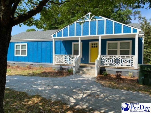 210 14th Street, Hartsville, SC 29550 (MLS #20211528) :: Coldwell Banker McMillan and Associates