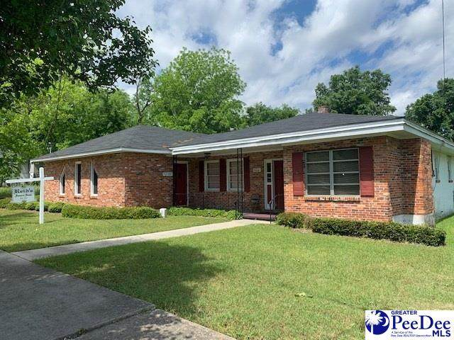 Auction Property 108 Kershaw St, Cheraw, SC 29520 (MLS #20211583) :: The Latimore Group