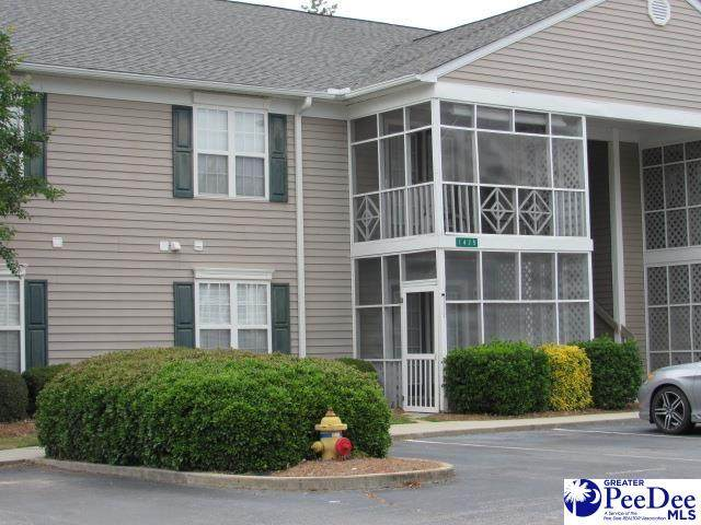 1245 Golf Terrace Unit 6, Florence, SC 29501 (MLS #20211597) :: Crosson and Co