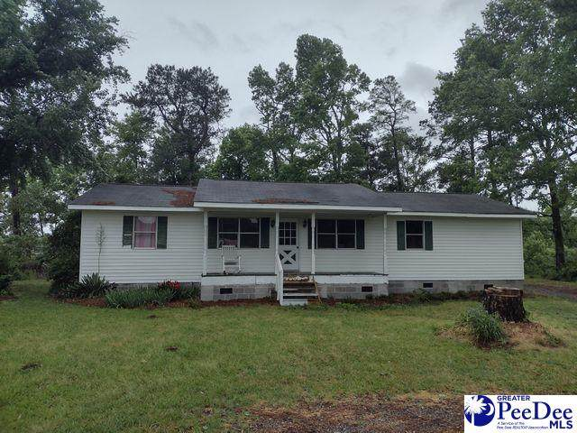 679 S Scurry Road, Lake City, SC 29560 (MLS #20211691) :: The Latimore Group
