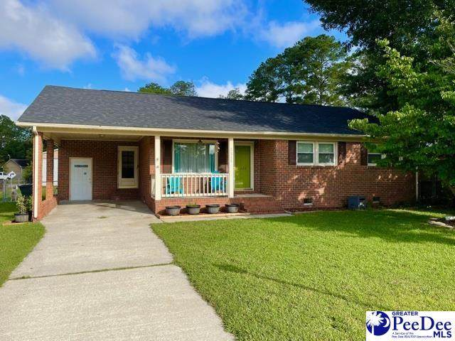 2235 Pine Forest Drive, Florence, SC 29505 (MLS #20212176) :: The Latimore Group