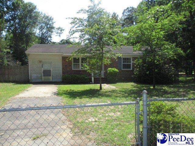 3525 Springville Rd., Marion, SC 29571 (MLS #20212207) :: Coldwell Banker McMillan and Associates
