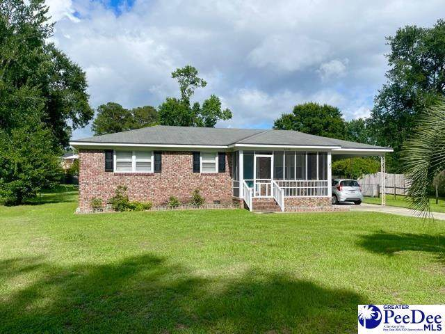 2122 S Converse Dr, Florence, SC 29505 (MLS #20212245) :: The Latimore Group