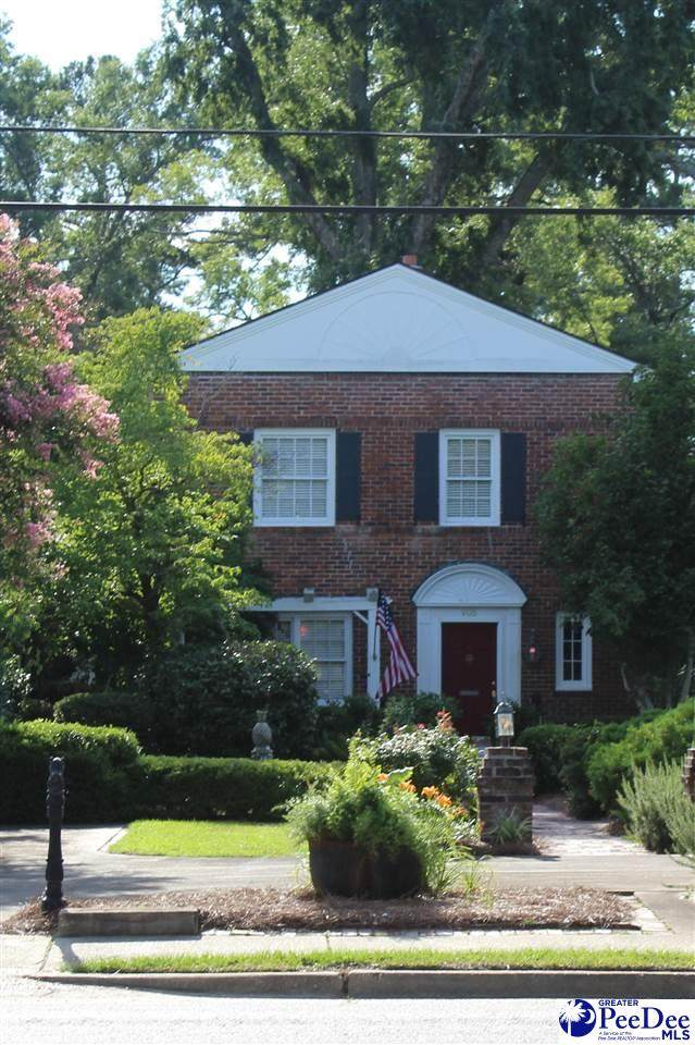 905 N Main St., Marion, SC 29571 (MLS #20212347) :: Crosson and Co