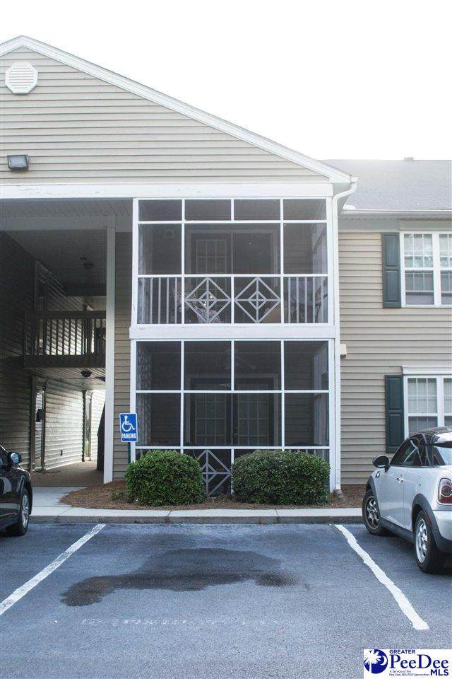 1529 Bridgewood Dr Unit #5, Florence, SC 29501 (MLS #20212612) :: The Latimore Group