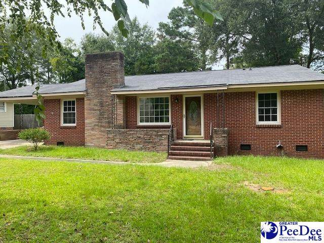 432 Bell Ave, Hartsville, SC 29550 (MLS #20212663) :: Crosson and Co