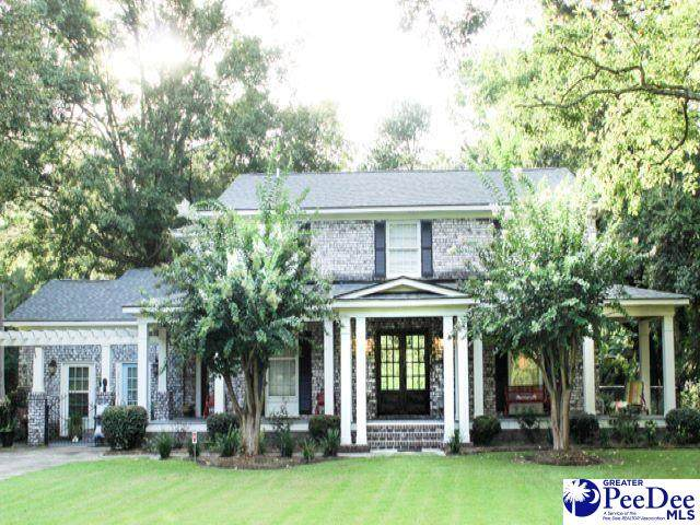 215 Woodtrails Dr., Olanta, SC 29114 (MLS #20213077) :: Crosson and Co