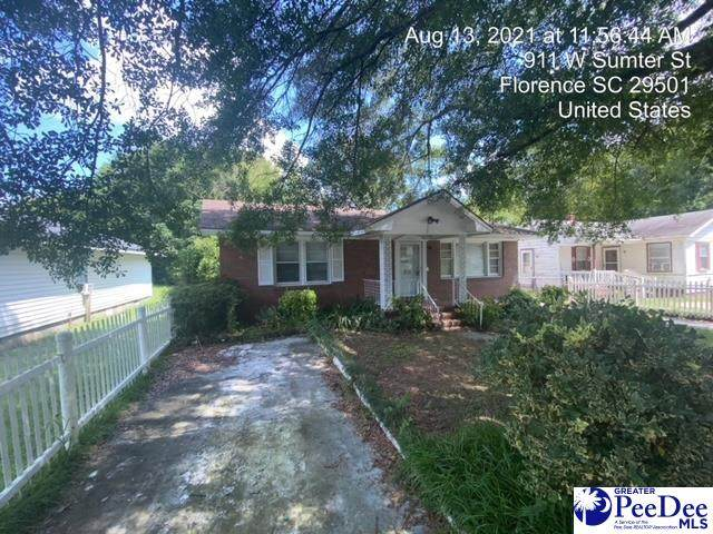 911 W Sumter, Florence, SC 29501 (MLS #20213261) :: Crosson and Co