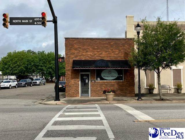 609 N Main St, Marion, SC 29571 (MLS #20213522) :: Crosson and Co
