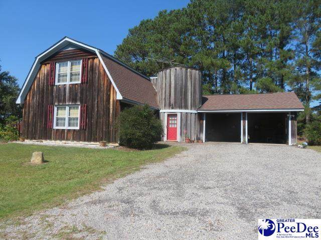 2045 Springvalley Rd, Hartsville, SC 29550 (MLS #20213569) :: Crosson and Co